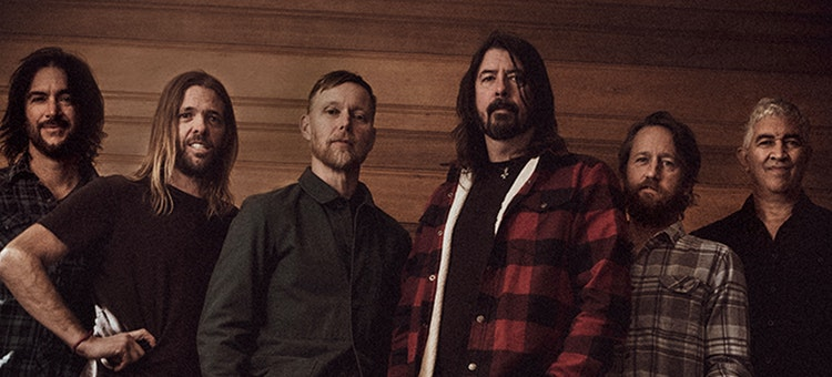 SOLD OUT: Foo Fighters